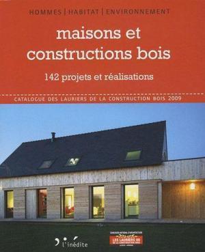 Affiche Maisons et constructions bois