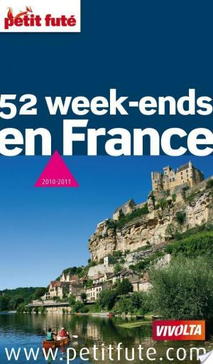 Affiche Petit Futé 52 week-ends en France