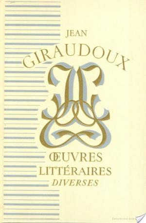 Affiche Oeuvres litteraires diverses