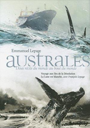 Affiche Australes, deux récits du monde au bout du monde