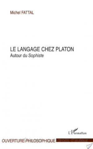Affiche Le langage chez Platon