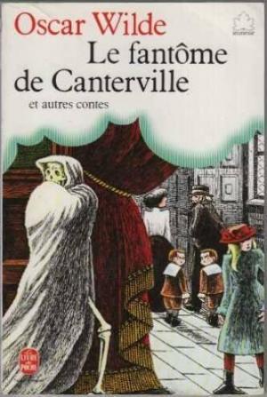 Affiche Le Fantôme de Canterville