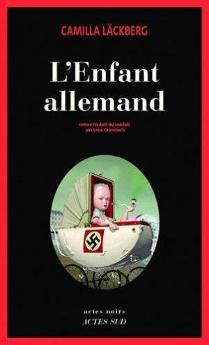 Affiche L'Enfant allemand