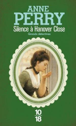 Affiche Silence à Hanover Close