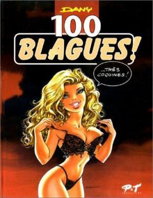 Affiche 100 Blagues ! Très coquines !
