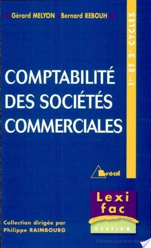 Affiche Comptabilité des sociétés commerciales