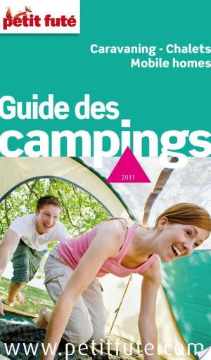 Affiche Guide des campings 2011
