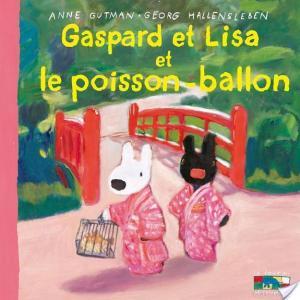 affiche Gaspard et Lisa et le poisson-ballon