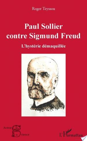 Affiche Paul Sollier contre Sigmund Freud