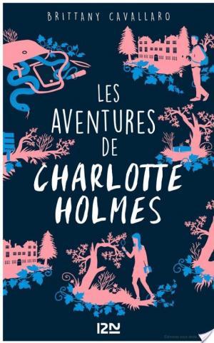 Affiche 1. Les Aventures de Charlotte Holmes