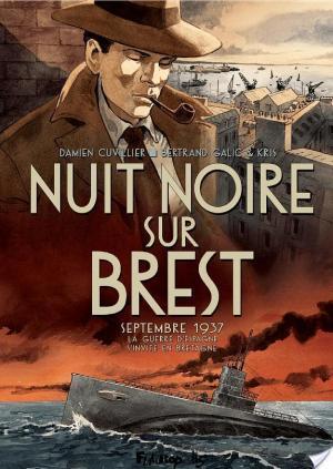 Affiche Nuit noire sur Brest