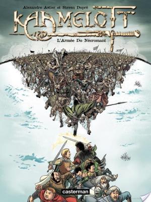 Affiche Kaamelott (Tome 1) - L'Armée du Nécromant