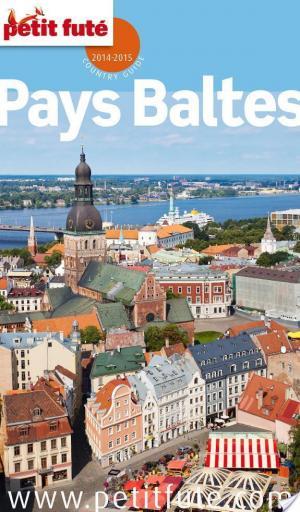 Affiche Pays Baltes 2014-2015 Petit Futé (avec cartes, photos + avis des lecteurs)