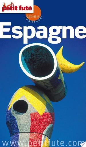 Affiche Espagne 2013-2014 Petit Futé (avec cartes, photos + avis des lecteurs)