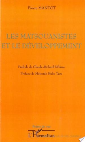 Affiche Les matsouanistes et le développement