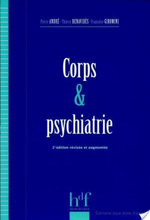 Affiche Corps et psychiatrie