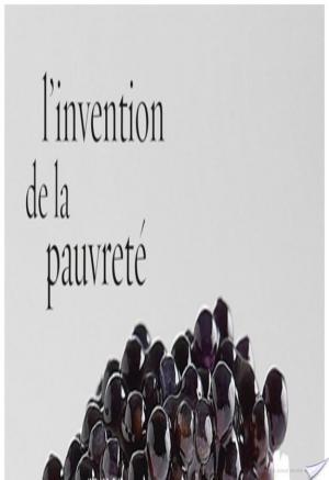 Affiche L'invention de la pauvreté