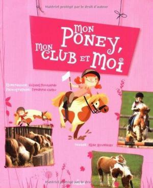 Affiche Mon poney, mon club et moi