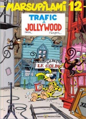 Affiche Trafic à Jollywood
