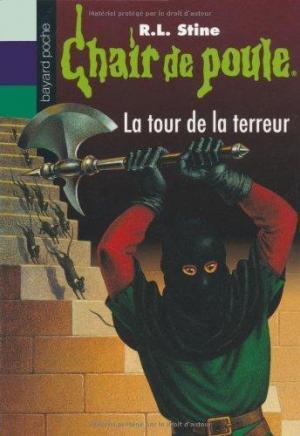 Affiche La tour de la terreur