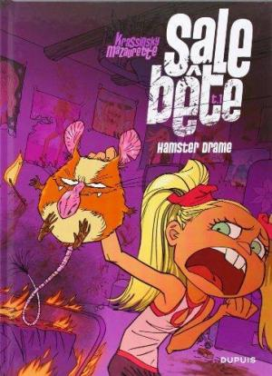 Affiche Hamster drame