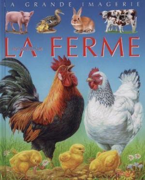 Affiche Les animaux de la ferme