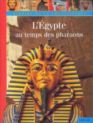 Affiche L'Égypte au temps des pharaons