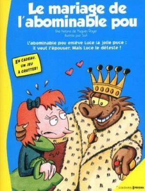 Affiche Le mariage de l'abominable pou
