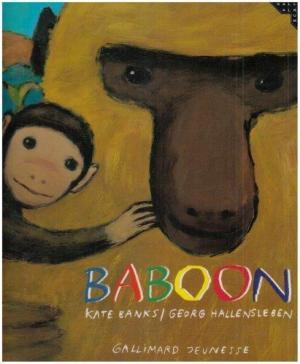 Affiche Baboon