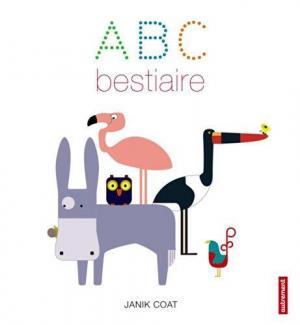 Affiche ABC bestiaire
