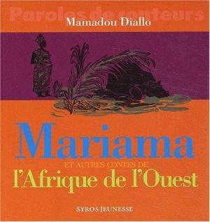 Affiche Mariama et autres contes d'Afrique de l'Ouest