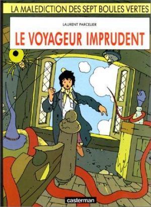 Affiche Le Voyageur imprudent