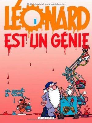 Affiche Léonard est un génie