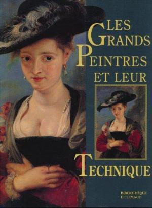 Affiche Les Grands peintres et leur technique