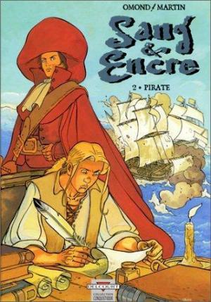 Affiche Sang & Encre Tome 2 : Pirate