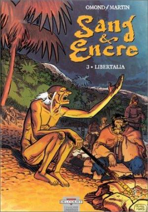 Affiche Sang & Encre Tome 3 : Libertalia