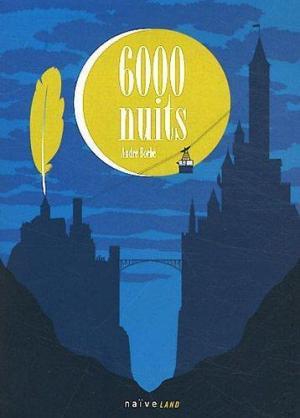 Affiche 6000 nuits