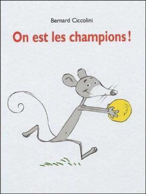 Affiche On est les champions !