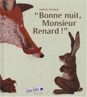 Affiche Bonne nuit, Monsieur Renard !