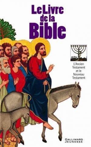 Affiche Le Livre de la Bible