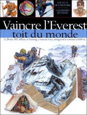 Affiche Vaincre l'Everest, toit du monde