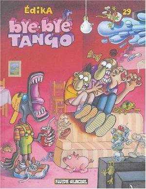 Affiche Bye-Bye Tango