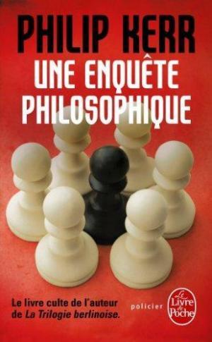 Affiche Une enquête philosophique