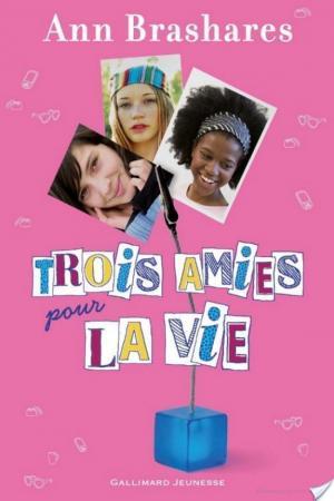 Affiche Trois amies pour la vie