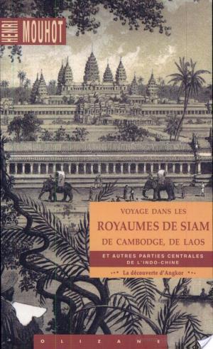 Affiche Voyage dans les royaumes de Siam, de Cambodge, de Laos