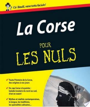 Affiche La Corse Pour les Nuls