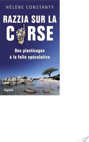 Affiche Razzia sur la Corse