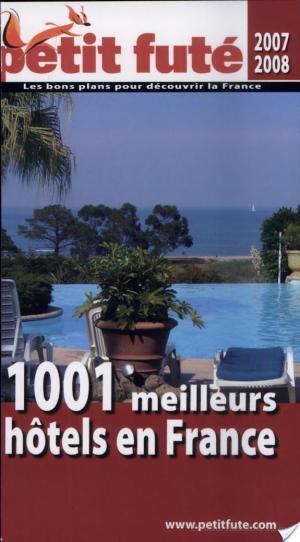 Affiche Petit Futé 1001 meilleurs hôtels en France