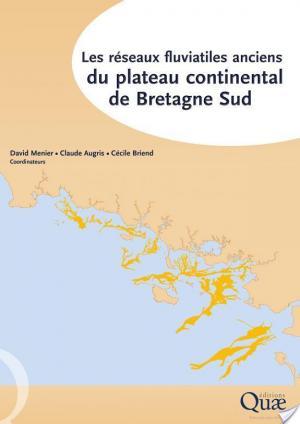 Affiche Les réseaux fluviatiles anciens du plateau continental de Bretagne Sud