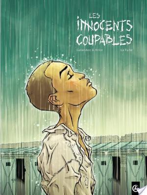Affiche Les Innocents coupables - tome 1 - Fuites